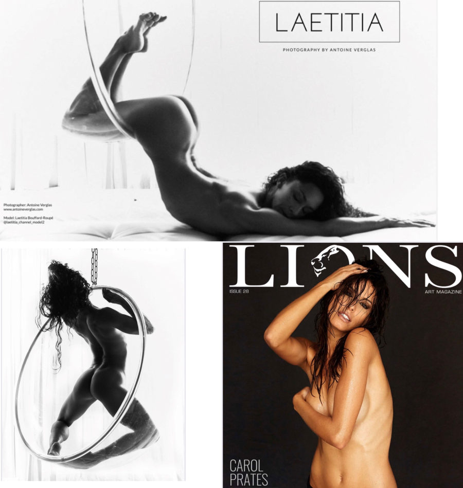 Lions Art Magazine Issue 28 - Full photo set by @antoineverglas