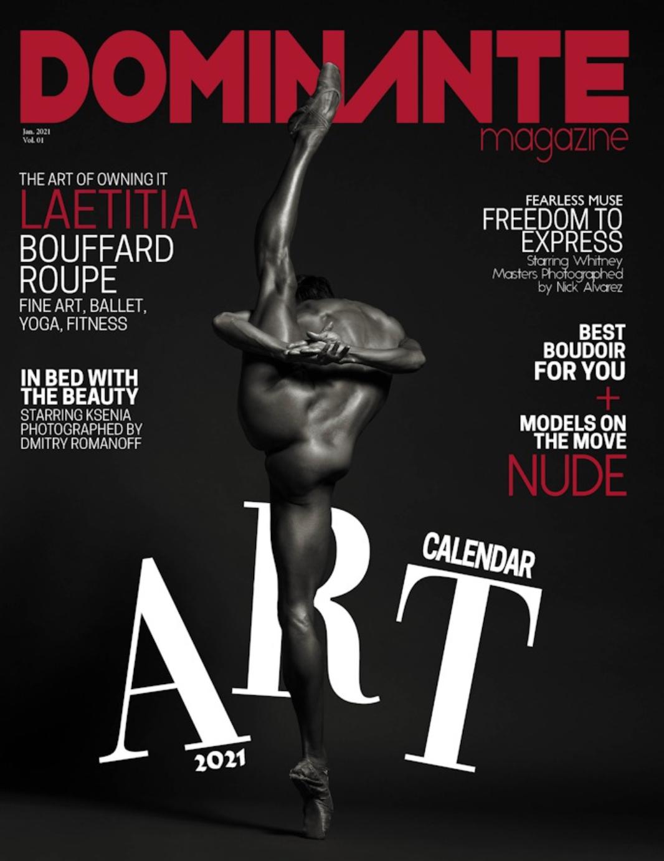Dominante Jan 2021 - Cover photo by Andre Briro