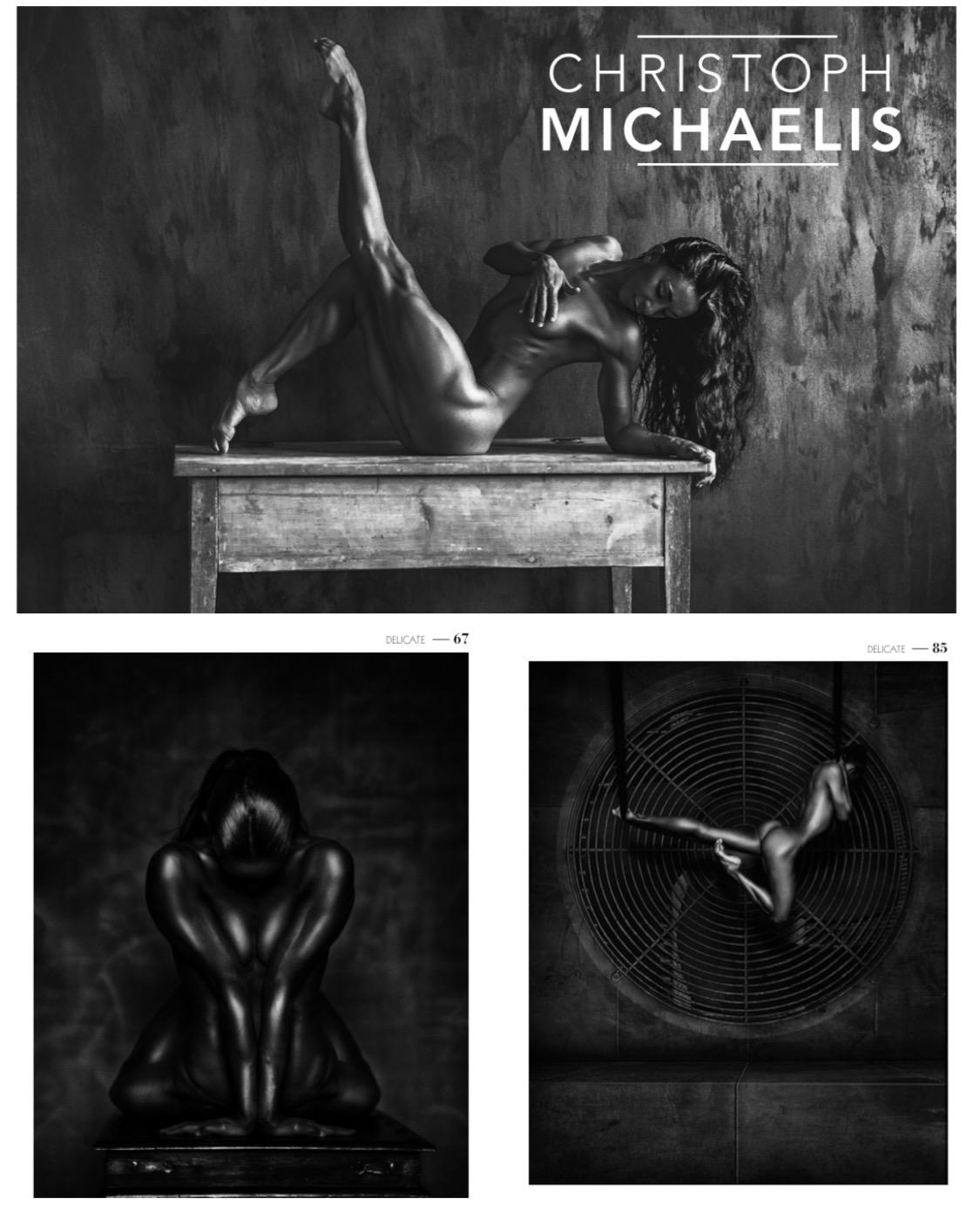 Delicate Magazine June 2021 - Set by @christoph.michaelis
